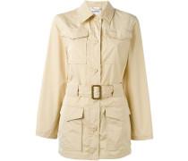 Einreihiger Trenchcoat - women - Polyester - M