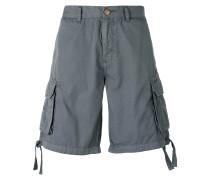 Cargo-Shorts mit Kordelzügen