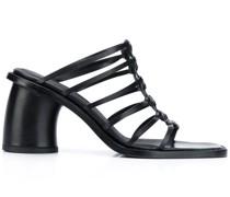 Sandalen mit Riemen, 85mm