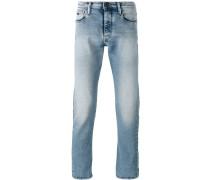 Gerade Jeans - men - Baumwolle/Elastan - 33