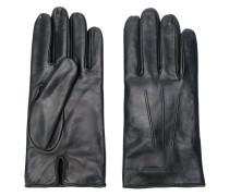 Handschuhe mit Prägung