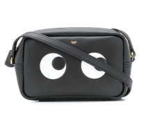 Eyes cross-body bag
