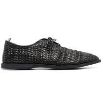 Moreira 5 Derby-Schuhe mit Webmuster