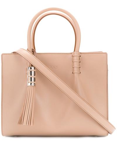 TOD'S Damen Handtasche mit Quaste