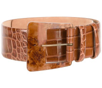 crocodile effect belt