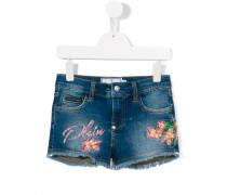 Verzierte Jeans-Shorts - kids