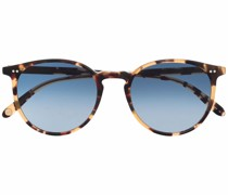 Runde Morning Side Sonnenbrille