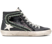 'Ice Star' High-Top-Sneakers