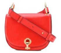 classic cross body satchel - women