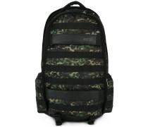 Rucksack mit Camouflage-Print - men - Polyester