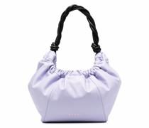 Handtasche mit Raffungen