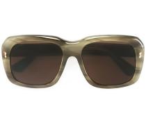 Oversized-Sonnenbrille - unisex - Acetat - 57