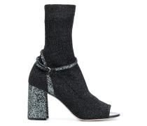 sock fusion sandal booties