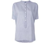 Hemd mit Stehkragen - women - Baumwolle - 1