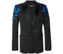Smoking-Jacke mit Camouflage-Muster