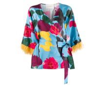'Prom Azzurro' Kimono