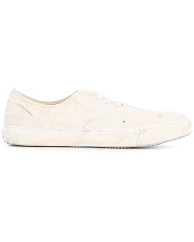 Kaufen Sie Günstig Online Einkaufen  Beschränkte Auflage Yoshio Kubo Herren Damage low top sneakers Großer Rabatt Zum Verkauf Rabatt Niedrigsten Preis qrOxWnPLS