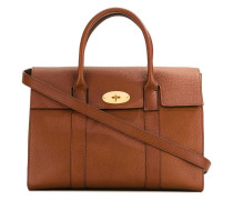 Handtasche mit Klappdeckel