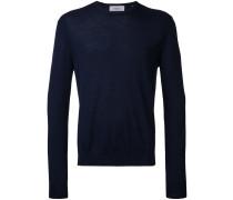 Wollpullover mit rundem Ausschnitt - men