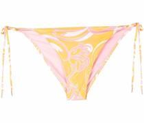 Bikinihöschen mit Albizia-Print