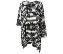 Gestreiftes T-Shirt - women - Baumwolle