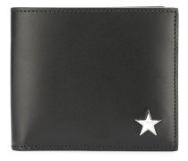 Portemonnaie mit Sternapplikation