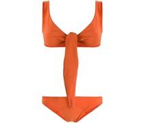 Bikini mit Knotendetail