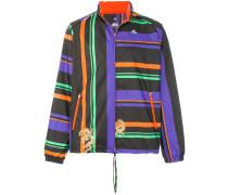 printed zip jacket