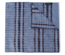 embroidered scarf - men - Seide/Baumwolle