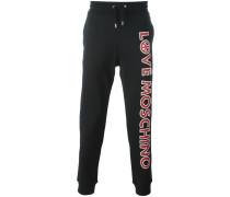 - Jogginghose mit Logo-Print - men - Baumwolle - M