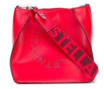 Kleine 'Stella' Schultertasche mit Logo