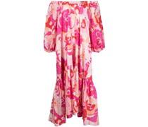 Paloma Kleid mit Blumen-Print