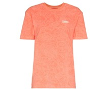 Topos T-Shirt aus Frottee