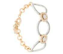 Medusa hoop bracelet