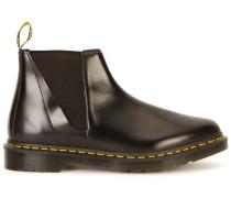 Chelsea-Boots mit Kontrastnähten