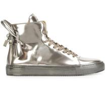 Metallische '125mm' Sneakers