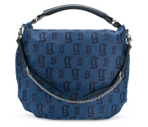 monogram shoulder bag