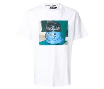 "T-Shirt mit ""Rug Muncher""-Print"
