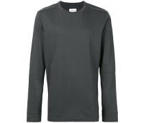 Sweatshirt mit Schlitz