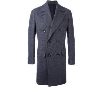 Mantel mit fallendem Kragen