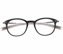 Runde Lancier Sonnenbrille