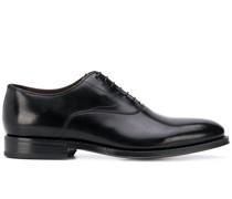Spitze Oxford-Schuhe
