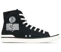 'Benkeenh' High-Top-Sneakers