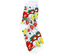 'Foolish Flowers' Socken