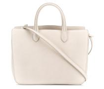 Gekörnte Handtasche - women - Kalbsleder