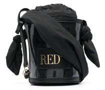 RED(V) Handtasche mit Print
