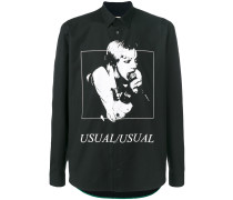 "Hemd mit ""Usual""-Print"