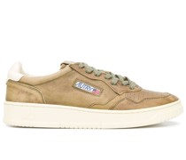 Sneakers mit Logo-Patch