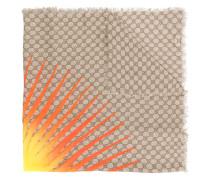 Pashmina-Schal mit GG-Muster