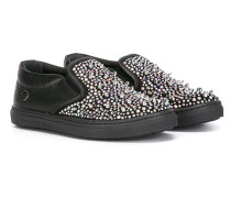 Verzierte Slip-On-Sneakers - kids